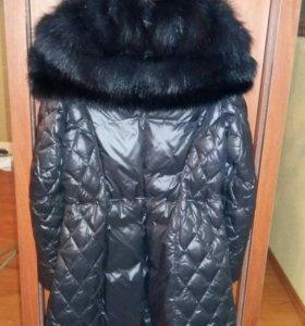 Куртка-пуховик женский
