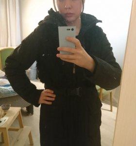 Куртка женская на пуху