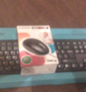Клавиатура оклик с мышкой