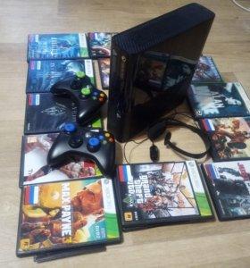Xbox 360 Е(250gb)