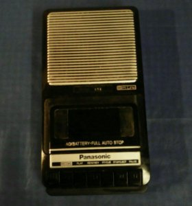 Переносной магнитафон