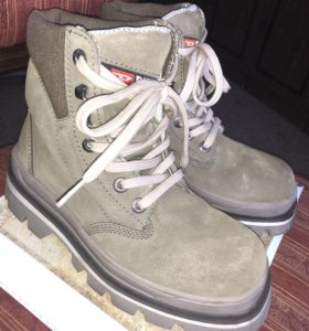 Ботинки DIESEL новые, натуральные