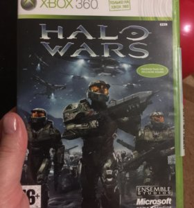 Halo Wars на Xbox 360