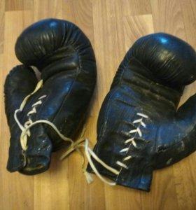 Перчатки для бокса СССР
