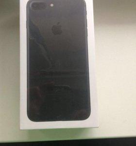 IPhone 7 новый plus 32gb