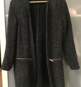 Облегченное пальто женское