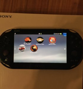 PS Vita Sony PlayStation Slim
