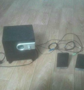 Акустическая система Philips SPA 1300