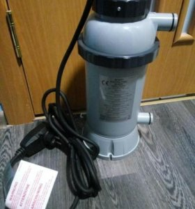 Электронагреватель для бассейна intex