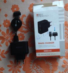 Портативное зарядное устройство для iPhonе/iPad