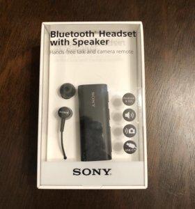 Беспроводная гарнитура наушники Sony