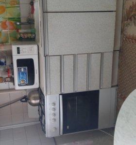 Квартира, 1 комната, 33.5 м²