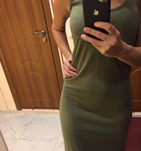 Фирменное платье vero moda