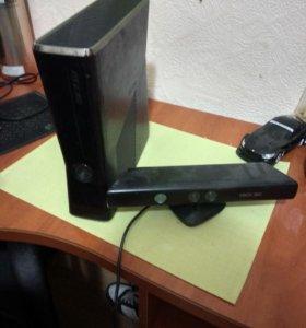 XBox 360+ кинект и джостик