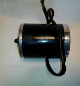 Электродвигатель для квадроцикла самоката