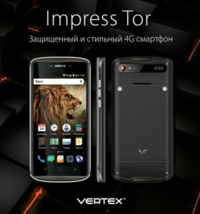 Сматфон Vertex Impress Tor