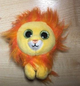 Игрушка «львёнок»