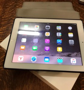 iPad 4 64GB Wi-Fi Cellular white