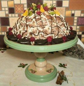 Подставка для тортов.