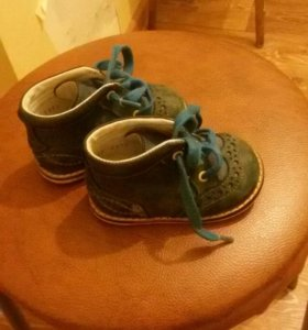 Ботинки весна осень Тотто