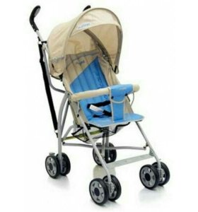 Коляска прогулочная трость Baby Care