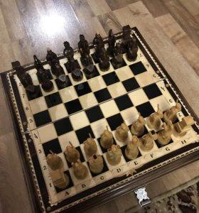 Шахматы ручной работы (новые)