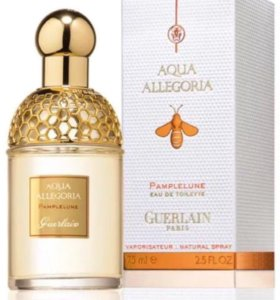 Guerlain Aqua Allegoria Pamplelune