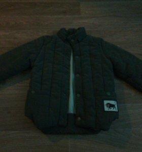 Куртка новая на мальчика весна осень теплые месяца