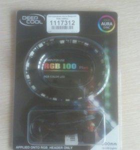 Лента RGB Deepcool 100plus