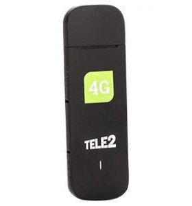 4G модем теле 2