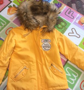 Куртка ( парка ) зимняя