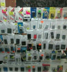 Аккумуляторы к мобильным