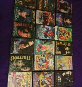 Dvd фильмы и мультфильмы