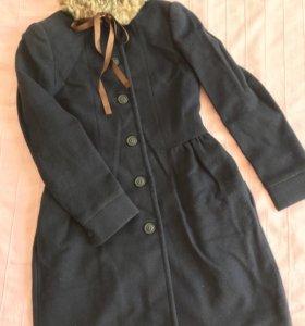 Пальто kotton 44размер