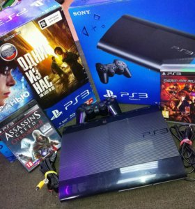 PS3 Slim(500gb)