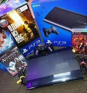 PS3 Slim(500gb)