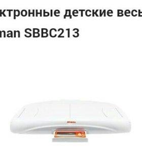 Электронные детские весы Maman SBBC213