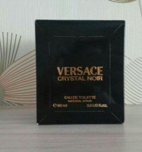 Туалетная вода Versace crystal noir 90ml.
