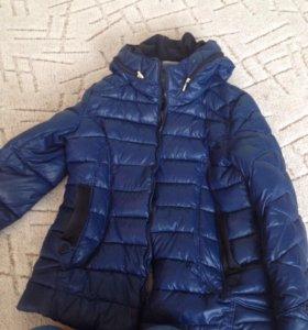 Куртка зимняя супер для уральской зимы