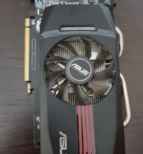 Видеокарта ASUS GTX 650 DirectCU (GTX650-DC-1GD5)