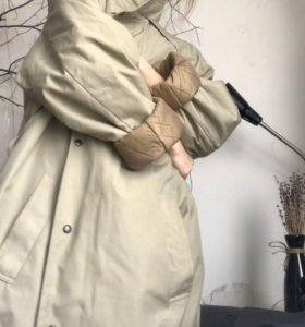 пальто мужское oversize