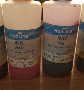 Чернила для принтера PROFILINE