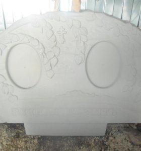 Памятник бетонный