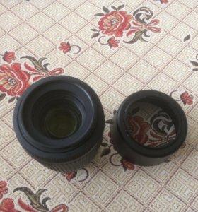 Объектив Nikon DX VR
