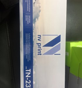 Картриджи для принтера новые