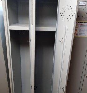 Шкаф металлический для вещей