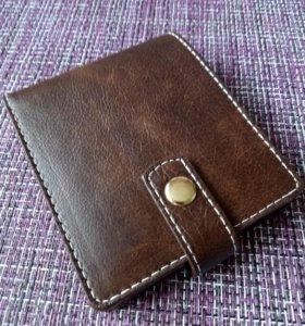 Бумажник мужской классический