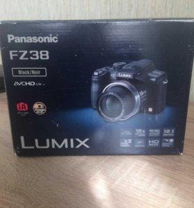 Фотоаппарат Lumix DMC-FZ38