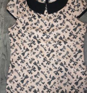 Блузочка на девочку подростка, размеры 146-164
