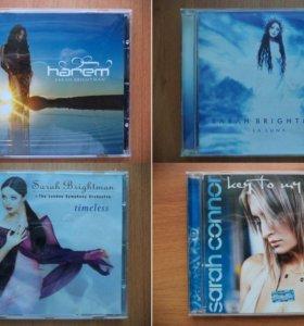Музыкальные компакт диски CD Часть 2